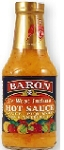 Baron's Hot sauce  6 in